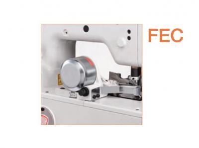 Приспособление FEC (электрогильотина обрезки тесьмы и нити для трикотажных ПШМ)