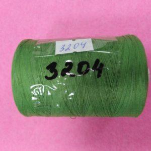 3204 Нитки 45 ЛЛ светло-зеленый «Санкт-Петербург» 2500м