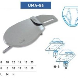 Приспособление UMA — 86 B (12-10мм)