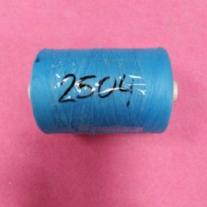 2504 Нитки 45 ЛЛ ярко голубой «Санкт-Петербург» 2500м