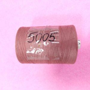 5005 Нитки 45 ЛЛ грязно розовый  «Санкт-Петербург» 2500м