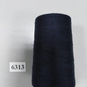 6313 Нитки 70 ЛЛ темно-синий «Санкт-Петербург» 2500м
