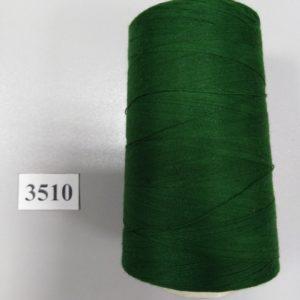 3510 Нитки 70 ЛЛ темно-зеленый «Санкт-Петербург» 2500м