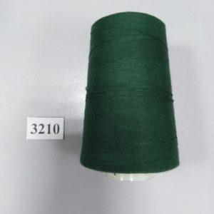 3210 Нитки 70 ЛЛ зеленый «Санкт-Петербург» 2500м