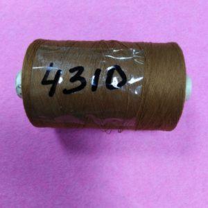4310 Нитки 35 ЛЛ светло-коричневый «Санкт-Петербург» 2500м
