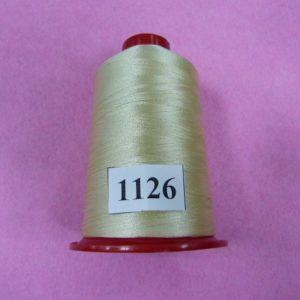 Нитки «EURON» Р 130/2 №130 5000м (1126)