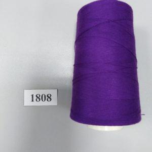 1808 Нитки 70 ЛЛ фиолетовый «Санкт-Петербург» 2500м