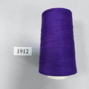 1912 Нитки 70 ЛЛ темно фиолетовый «Санкт-Петербург» 2500м