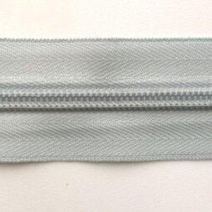 Рулонная молния спираль №3 10.25гр/м 200м/рул (526 серый)