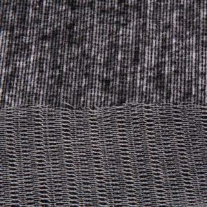 Дублерин S6 50г/м 150 см, (100 м/рул), J50A, 100% ПЭ, трикотажный, черный