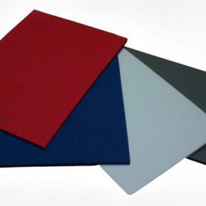 Лист из ЭВА Puffy 50*42см 3 мм, красный