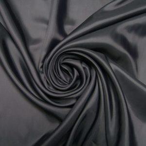 Ткань подкладочная 190Т, 100%ПЭ, серый 1327 (рул-100м)