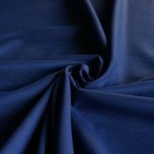Ткань подкладочная 190Т, 100%ПЭ, синий 1259 (рул-100м)