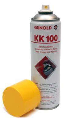Клей временной фиксации в баллоне Gunold KK-100