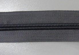 Рулонная молния спираль №5 17.50гр/м 200м/рул (312 темно-серый)
