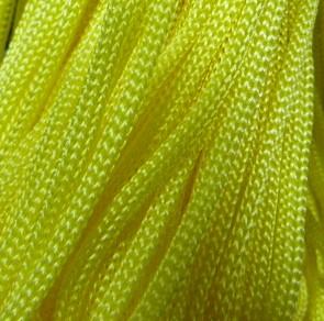 Шнур п/э 3мм желтый  (1уп-100м)