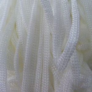Шнур п/э 4мм белый (1уп-100м)