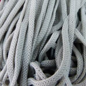 Шнур п/э 4мм светло-серый (1уп-100м)