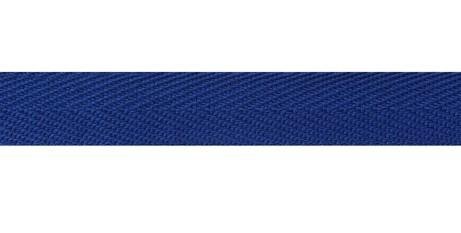 Тесьма киперная 1015 синяя (кат.50м)