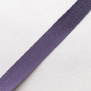 Тесьма киперная 1015 фиолетовая (кат.50м)