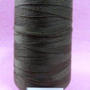 Нитки 70 АП армированные т.коричневый (629) 2500м