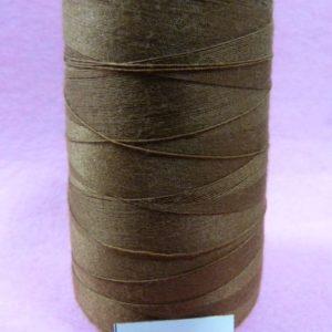 Нитки 70 АП армированные коричневый светлый (486) 2500м