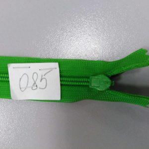 Молния потайная №3 50см ДС-085 зелень