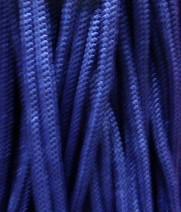 Шнур 5 мм темно-синий, рул-100м