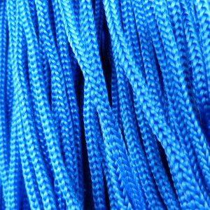 Шнур п/п ширина 4 мм синий (рул -100 м)