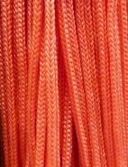 Шнур п/п ширина 4 мм красный (рул -100 м)