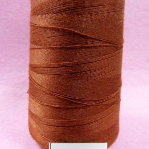 Нитки 70 АП армированные красно-коричневый (215) 2500м