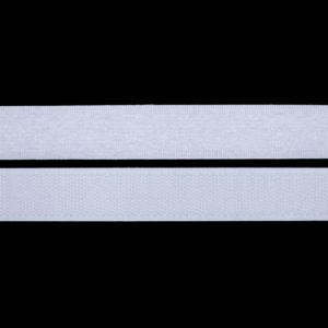 Лента контактная пришив. 20 мм 25м (1301 белый) КОМПЛЕКТ