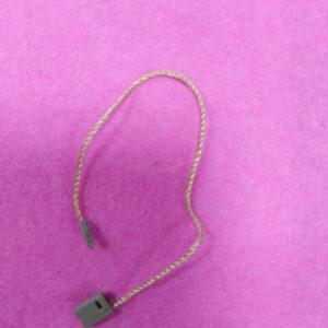 Микропломба-1337 (1000 шт/упак), 15,5 см, бежевый
