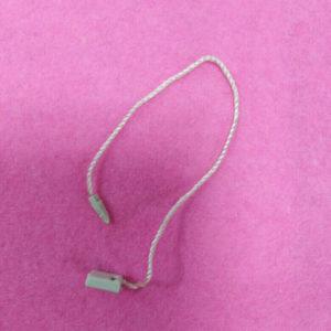 Микропломба-1368 (1000 шт/упак), 15 см, 306-молочный