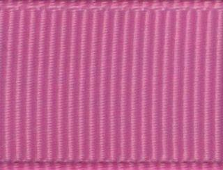Лента репсовая 25мм №193 розовый (уп 33м)