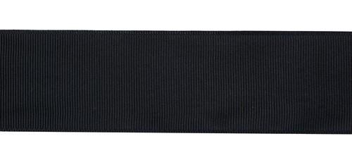 Лента репсовая 25мм (50м/рул) черная