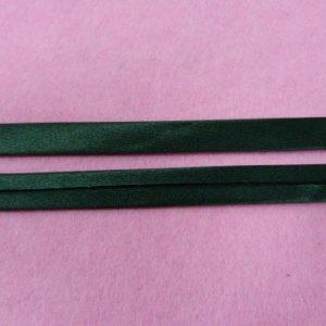 Косая бейка 15 мм № 396-ДС (изумруд) 132м