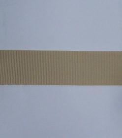 Лента репсовая 25мм (31м/рул) светлый беж №154