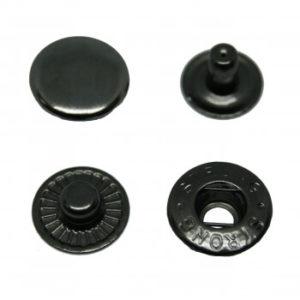 Кнопка рубашечная «Strong» ALFA 15мм  (уп. 720шт.) оксид