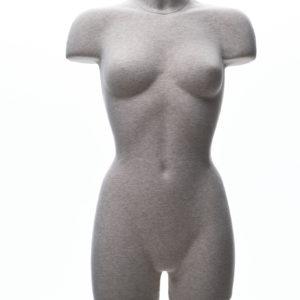 Манекен ТС демонстрационный (женский/мягкий) 42-44 телесный
