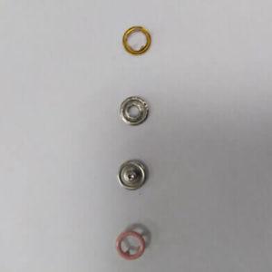 """Кнопка рубашечная """"Strong"""" 9,5мм персик (уп.1440)"""