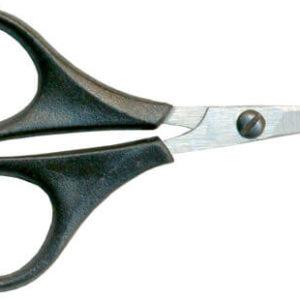 Ножницы Н-093 маникюрные изогнутые острые (95 мм)