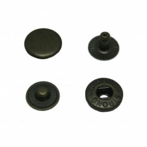 """Кнопка """"E-E"""" 12,5мм (уп. 1440шт.) №54 антик"""