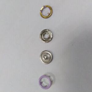 Кнопка рубашечная «Е-Е» 9,5мм сирень (уп.1440)