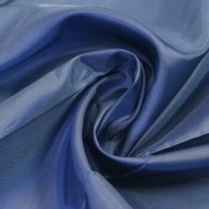 Ткань подкладочная 190Т, 100%ПЭ, 1259 синий (рул-100м)