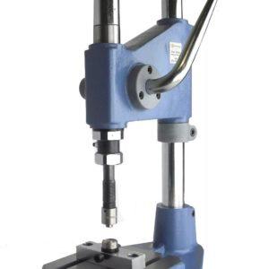 Пресс ударный Dep-2 для установки металлофурнитуры, обтяжки пуговиц тканью