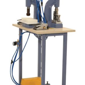 Пресс D-3 двухоперационный со столом для обтяжки пуговиц (пневматика)