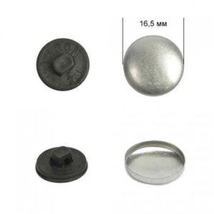 Заготовка №26 (16 мм), пластик, черный, уп-500 шт