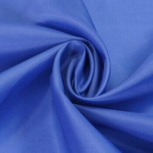 Ткань подкладочная 190Т, 100%ПЭ, 1162 василек (рул-100м)
