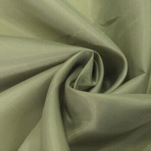 Ткань подкладочная 190Т, 100%ПЭ, 1334 болотный (рул-100м)